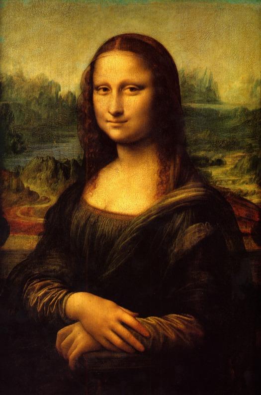 Mona_Lisa - davinci